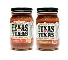 Salsa label takes on Texas personality | Packaging World