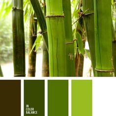 Цветовая палитра №412