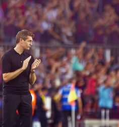 Tito, We will always be entirely grateful for everything you did during your time as assistant coach and as coach of Barça. You will be infinitely missed!  Triste dia para el futbol. Gracias por todo Tito! Descanse en paz!  RIP Tito Vilanova (1968-2014)