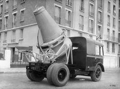 Camion bétonnière Renault type ABF 85 cv 5 tonnes - 1937 © Renault communication / PHOTOGRAPHE INCONNU (PHOTOGRAPHER UNKNOWN) DROITS RESERVES