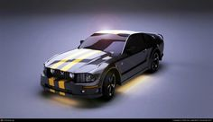 Ford Mustang ver. 2.