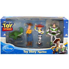 Toy Story Figurine Set (4 pcs.)