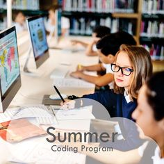 Joining #summercodingprogram is the best way to utilize the #vacations for learning website /app development to succeed in #IT sector.