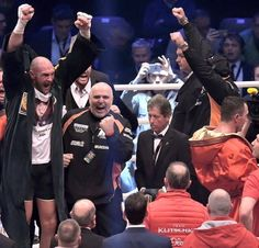 Tweet   WLADIMIR KLITSCHKO v. TYSON FURY – FULL POST FIGHT PRESS CONFERENCE   CHECK OUT OUR QUALITY SPONSORED PRODUCTS BELOW FOLLOW US ON TWITTER: @REALCOMBATMEDIA LIKE US ON FACEBOOK: REALCOMBATMEDIA FOLLOW US ON INSTAGRAM : REALCOMBATMEDIACOMMENTS COMMENTS