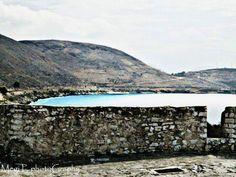 Castle of Ali Pasha in Porto Palermi,Himare,Albania