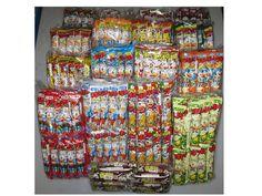 Amazon.co.jp: うまい棒 関東発売15種類 大和屋特製セット (15種類×各30本=総数450本): 食品・飲料・お酒 通販