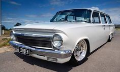 EH Holden Wagon Aussie Muscle Cars, American Muscle Cars, Holden Wagon, Holden Australia, Holden Commodore, Australian Cars, Old Classic Cars, Hot Rides, Station Wagon