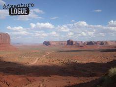 Monument Valley, USA  http://www.adventurelogue.co.uk