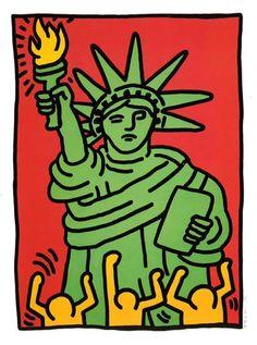 Keith Haring ❤