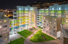Studenten-Apartments, Grønneviksøren, 3RW arkitekter