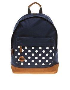 Polkadot Backpack / MiPac