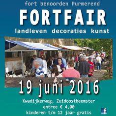 De plek waar je de volgende stempel van #Stampions kan gaan zoeken: de #BeemsterFortfair op #FortbenoordenPurmerend! #StellingvanAmsterdam #Zuidoostbeemster