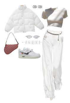 Designer Clothes, Shoes & Bags for Women Boujee Outfits, Polyvore Outfits, Stylish Outfits, Cool Outfits, Fashion Outfits, Womens Fashion, Look Fashion, Fashion Models, Winter Fashion
