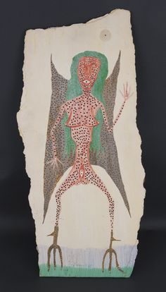 cavinmorrisgallery: Gregory Van MaanenUntitled, 1978Acrylic on Masonite Board24.5 x 12 x 1 inches62.2 x 30.5 x 2.5 cmGVM 1898 http://www.cavinmorris.com