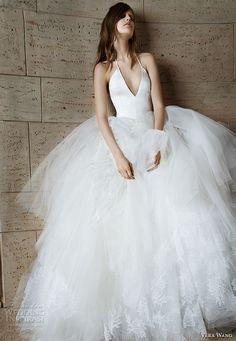 vera wang spring 2015 bridal collection