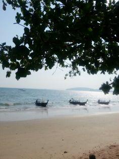 Aonang beach, Thai