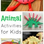 Animal Activities and Mom's Library #45