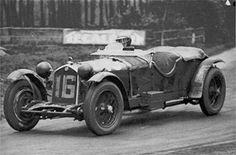 """8C Alfa Romeo """"Le Mans"""" 1931"""