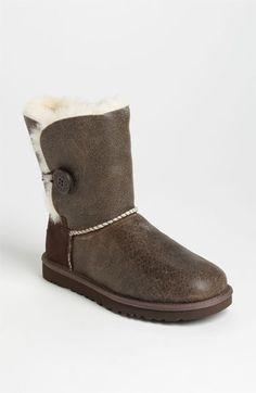 UGG® Australia 'Bailey Button Bomber' Boot (Women) | Nordstrom
