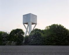 Gallery - Water Tower / V+ - 1