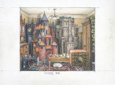Jacek Yerka - Art Collection: Ciche Dni / Quiet Days