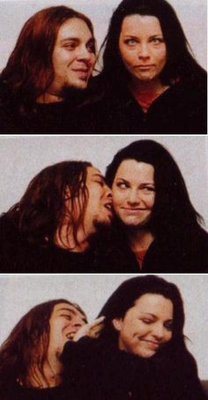 Shaun Morgan and Amy Lee - They look so familiar. Shaun Morgan, Ben Moody, Snow White Queen, Bring Me To Life, Amy Lee Evanescence, I Have A Boyfriend, Nu Metal, This Is Love, Love Pictures