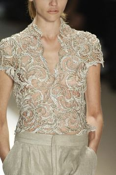 Carlos Miele Spring 2007 - Details