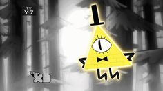 "I got Bill Cipher! Which ""Gravity Falls"" Character Are You Most Like? Victory!"