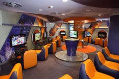 video game room - Google Search