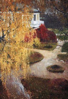 Игорь Грабарь - Золотые листья