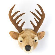 Dierenkop Hert - Billy - muurornament - Wild & Soft