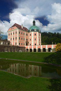 Castle Bečově nad Teplou, Czech republic