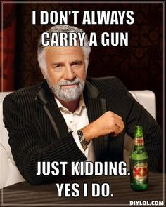 Concealed Carry License Lol