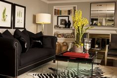 The Difficulty With Dark Furniture: Darkness