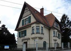 Bratislava, Mansions, House Styles, Home Decor, Decoration Home, Manor Houses, Room Decor, Villas, Mansion