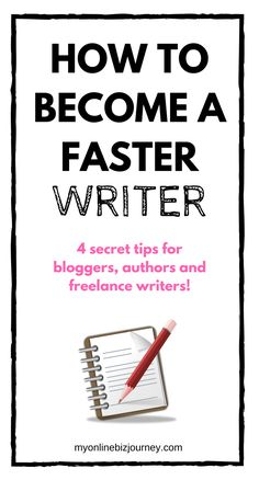Ready to learn how to write faster? In this post, freelance writer Gertrude Nonterah is spilling the beans on 4 secrets to writing better content, faster. Cool Writing, Writing Tips, Email Subject Lines, First Blog Post, Online Marketing, Marketing Ideas, Content Marketing Strategy, Virtual Assistant, Blogging For Beginners