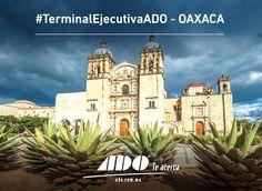 Oaxaca te espera con los brazos abiertos. Salidas desde nuestra #TerminalEjecutivaADO ¡Te esperamos!  Consulta horarios y precios en: www.ado.com.mx