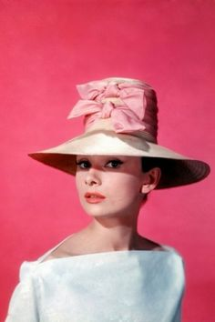 Swoon - 50s Audrey Hepburn Zomerhoed
