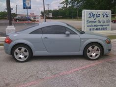 2001 audi tt | 2001 Audi TT - North Richland Hills, TX owned by Balfore Page:1 at ...