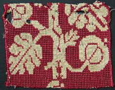 1929.418 embroidered linen