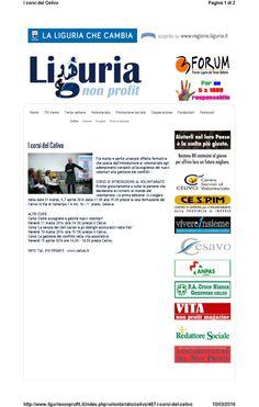 Liguria Non Profit - 9 marzo