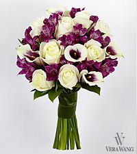 Vera Wang Absolute Elegance Fashion Bouquet - 19 Stems