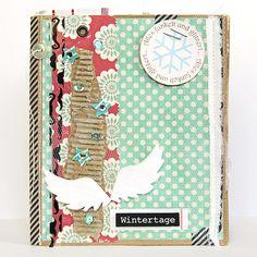paperbag album  by Janna Werner ★ Papiersalat