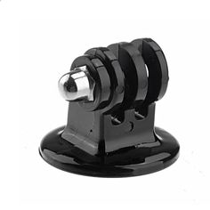 Black Tripod Monopod Mount Adapter for GoPro HD Hero 1 2 3 4 Sport Camera Parts Accesories High Quality