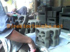 UKM Peralatan Property: Proses Produksi.