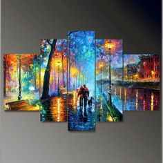 Cheap paintings movies, Buy Quality painting mouse directly from China painting beach Suppliers: Square Full Diamond Painting Rhinestone Craft Mosaic Diamond Embroidery Cross Stitch Colorful scenery painting Oil Painting Pictures, Pictures To Paint, Oil Painting On Canvas, Canvas Wall Art, China Painting, Multiple Canvas Paintings, Painting Clouds, Watercolor Painting, Scenery Paintings