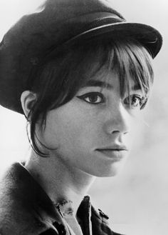 """I don't dance at all—except in my mind always."" — Françoise Hardy (born January 17, 1944)"