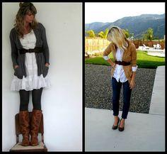 Lovin Fall Clothes