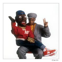 """Masta Ace """"Me and the Biz"""" (by George DuBose) - Limited Edition, Archival Print"""
