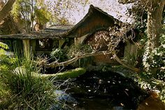 """Whimsical Fairy Village 